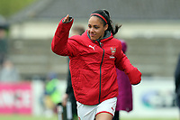 Alex Scott of Arsenal Women during Arsenal Women vs Manchester City Women, FA Women's Super League FA WSL1 Football at Meadow Park on 12th May 2018