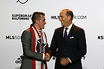 14 January 2016: Zach Carroll was taken with the #38 overall pick by the New York Red Bulls. The 2016 MLS SuperDraft was held at The Baltimore Convention Center in Baltimore, Maryland as part of the annual NSCAA Convention.