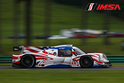 #33 Sean Creech Motorsports Ligier JS P3, LMP3: Lance Willsey