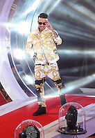 Dappy at Celebrity Big Brother 2014 - Contestants Enter The House, Borehamwood. 03/01/2014 Picture by: Henry Harris / Featureflash