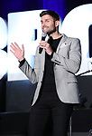 "Kyle Dean Massey from ""Company""  during the BroadwayCON 2020 First Look at the New York Hilton Midtown Hotel on January 24, 2020 in New York City."