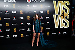 Ruth Diaz attends to Vis a Vis season 4 premiere at Callao City Lights cinema in Madrid, Spain. November 29, 2018. (ALTERPHOTOS/A. Perez Meca)