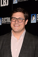 "LOS ANGELES - OCT 24:  Rich Sommer at the ""LBJ"" World Premiere at the ArcLight Theater on October 24, 2017 in Los Angeles, CA"