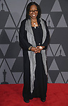 12.11.2017; Hollywood, USA: WHOOPI GOLDBERG<br /> attends the Academy&rsquo;s 2017 Annual Governors Awards in The Ray Dolby Ballroom at Hollywood &amp; Highland Center, Hollywood<br /> Mandatory Photo Credit: &copy;AMPAS/Newspix International<br /> <br /> IMMEDIATE CONFIRMATION OF USAGE REQUIRED:<br /> Newspix International, 31 Chinnery Hill, Bishop's Stortford, ENGLAND CM23 3PS<br /> Tel:+441279 324672  ; Fax: +441279656877<br /> Mobile:  07775681153<br /> e-mail: info@newspixinternational.co.uk<br /> Usage Implies Acceptance of Our Terms &amp; Conditions<br /> Please refer to usage terms. All Fees Payable To Newspix International