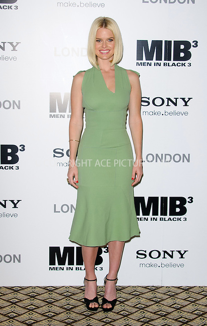 WWW.ACEPIXS.COM . . . . .  ..... . . . . US SALES ONLY . . . . .....May 16 2012, London....Alice Eve at the photocall for 'Men in Black III' at the Dorchester Hotel on May 16 2012 in London....Please byline: FAMOUS-ACE PICTURES... . . . .  ....Ace Pictures, Inc:  ..Tel: (212) 243-8787..e-mail: info@acepixs.com..web: http://www.acepixs.com