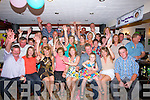 BIRTHDAY: On Satuday evening at Lar Hickey's bar, Knocknagoshel Maria Brosnan, Knocknagoshel 50th birthday party was in full swing were her family and friends attended. (Maria is seated 4th from right)