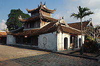 But Thap = Ninh Phuc-Pagode in Dintho bei Hanoi, Vietnam