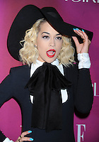 Rita Ora at the 4th Annual ELLE Women In Music Celebration - New York