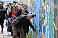 20191214 Naenae Pool Mural Launch