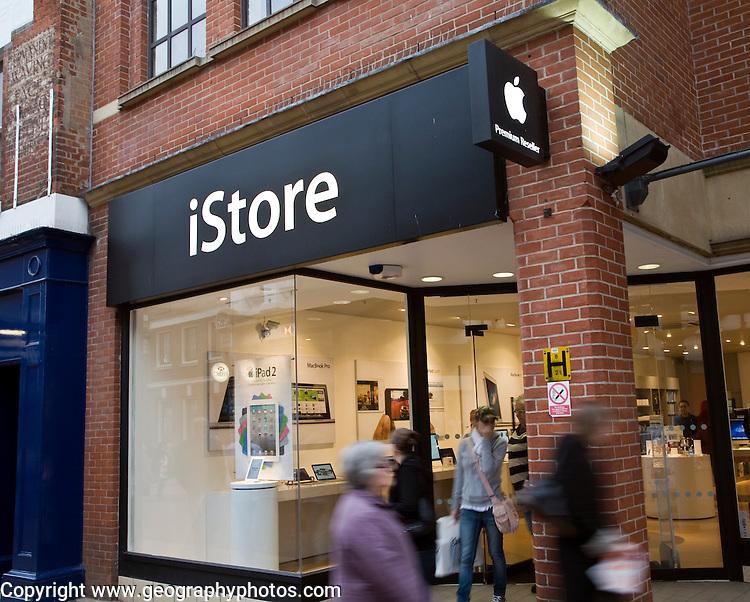 iStore Apple computers shop, Ipswich