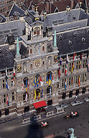 Europe/Belgique/Flandre/Province d'Anvers/Anvers : L'Hôtel de Ville (XVI°)