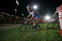 Jonathan Page (USA/XcelLED)<br /> <br /> Cross Vegas 2014