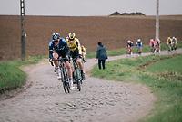 former double Omloop winner Ian Stannard (GBR/SKY)<br /> <br /> 74th Omloop Het Nieuwsblad 2019 <br /> Gent to Ninove (BEL): 200km<br /> <br /> ©kramon