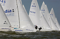 Delta Lloyd Regatta 2008 - Star