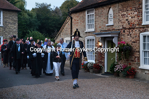 The Service of Light marks the 800th anniversary of the Battle of Sandwich. A candlelit procession from the Guildhall to the St Bartholomew&rsquo;s Hospital, which is one of the oldest established hostels for travellers and pilgrims in Britain, dating back possibly to 1190.<br /> <br /> The service was taken by The Revd Canon Mark Roberts, Rector of Sandwich and Chaplain to the Mayor, Cllr Paul Graeme.