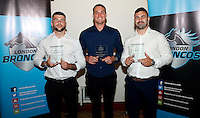 London Broncos 2016 Awards Dinner 26-8-2016