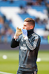 Real Madrid CF's Luca Zidane during La Liga match. April 06, 2019. (ALTERPHOTOS/Manu R.B.)