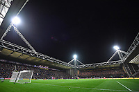 A full house at Deepdale <br /> <br /> Photographer Dave Howarth/CameraSport<br /> <br /> The Carabao Cup Third Round - Preston North End v Manchester City - Tuesday 24th September 2019 - Deepdale Stadium - Preston<br />  <br /> World Copyright © 2019 CameraSport. All rights reserved. 43 Linden Ave. Countesthorpe. Leicester. England. LE8 5PG - Tel: +44 (0) 116 277 4147 - admin@camerasport.com - www.camerasport.com