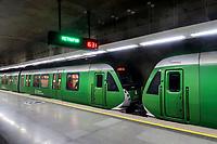 Estação do Metro, Fortaleza, Ceara. 2018. Foto © Juca Martins