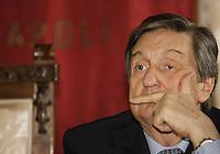 NAPOLI, 11/04/2013 LE AREE DELL'EX ITALSIDER E DELL'EX ETERNIT DI BAGNOLI SONO STATE SEQUESTRATE DAI CARABINIERI NELL'AMBITO DI UN'INDAGINE DELLA PROCURA CHE IPOTIZZA IL REATO DI DISASTRO AMBIENTALE. ..NELLA FOTO D'ARCHIVIO SABATINO SANTANGELO. FOTO DE LUCA .