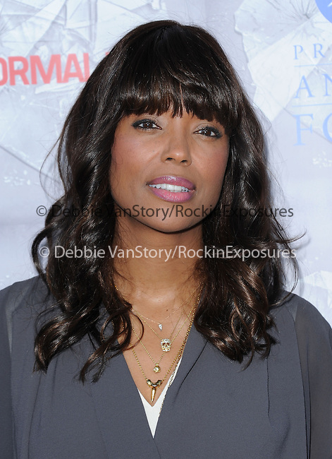Aisha Tyler attends The HBO L.A. Premiere of The Normal Heart held at The WGA in Beverly Hills, California on May 19,2014                                                                               © 2014 Hollywood Press Agency