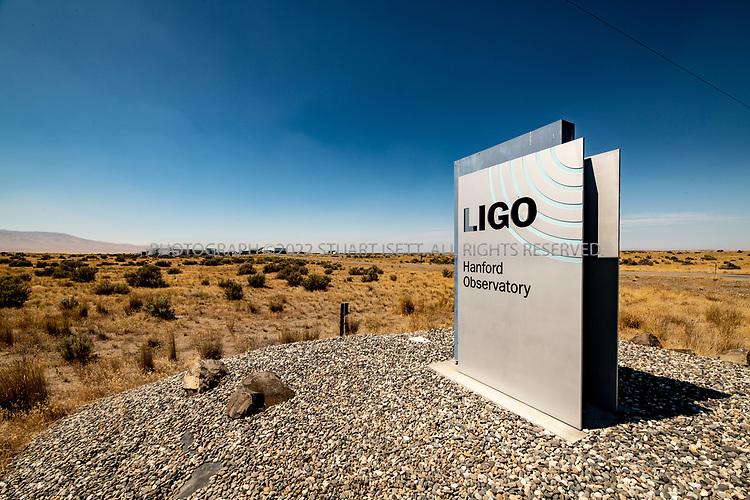 8/1/2018 -- Richland, WA, USA<br /> <br /> <br /> The Laser Interferometer Gravitational-Wave Observatory (LIGO) is a large-scale physics experiment and observatory to detect cosmic gravitational waves and to develop gravitational-wave observations as an astronomical tool.[1] Two large observatories were built in the United States with the aim of detecting gravitational waves by laser interferometry. These can detect a change in the 4&nbsp;km mirror spacing of less than a ten-thousandth the charge diameter of a proton, equivalent to measuring the distance from Earth to Proxima Centauri (4.0208x1013km) with an accuracy smaller than the width of a human hair (Source: Wikipedia)<br /> <br /> Photograph by Stuart Isett. &copy;2018 Stuart Isett. All rights reserved.