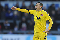 Fleetwood Town's Dean Marney<br /> <br /> Photographer Kevin Barnes/CameraSport<br /> <br /> The EFL Sky Bet League One - Bristol Rovers v Fleetwood Town - Saturday 22nd December 2018 - Memorial Stadium - Bristol<br /> <br /> World Copyright © 2018 CameraSport. All rights reserved. 43 Linden Ave. Countesthorpe. Leicester. England. LE8 5PG - Tel: +44 (0) 116 277 4147 - admin@camerasport.com - www.camerasport.com