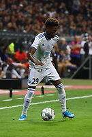 Nuno da Costa (Racing Club de Strasbourg Alsace) - 29.08.2019: Eintracht Frankfurt vs. Racing Straßburg, UEFA Europa League, Qualifikation, Commerzbank Arena<br /> DISCLAIMER: DFL regulations prohibit any use of photographs as image sequences and/or quasi-video.