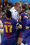 2018-02-10-FC Barcelona Lassa vs HC Vardar: 29-28.