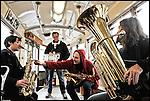 Jazz in Tram