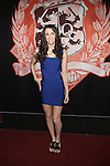 BELLE KNOX STAGE SHOW AT HEADQUARTERS NYC DURING THE SWEET SIXTEEN BASKETBALL TOURNAMENT, NY