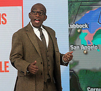 New York, NY - December 06, 2018 Al Roker, weather person,  on NBC's Today Show in New York City on December 06, 2018. Credit: RW/MediaPunch