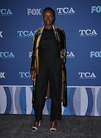 04 January 2018 - Pasadena, California - Shaunette Renee Wilson. FOX Winter TCA 2018 All-Star Partyheld at The Langham Huntington Hotel in Pasadena.  <br /> CAP/ADM/BT<br /> &copy;BT/ADM/Capital Pictures
