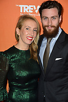 Sam Taylor-Johnson &amp; Aaron Taylor-Johnson at the 2017 TrevorLIVE LA Gala at the beverly Hilton Hotel, Beverly Hills, USA 03 Dec. 2017<br /> Picture: Paul Smith/Featureflash/SilverHub 0208 004 5359 sales@silverhubmedia.com