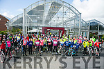 At the Tour de Munster Cycle at Ballyseedy Garden Centre  on Saturday