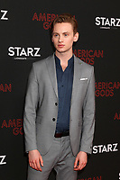 """LOS ANGELES - MAR 5:  Bruce Langley at the """"American Gods"""" Season 2 Premiere at the Theatre at Ace Hotel on March 5, 2019 in Los Angeles, CA"""