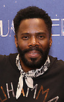 "Colman Domingo attends the Meet & Greet for ""Summer: The Donna Summer Musical"" on March 8, 2018 at the New 42nd Street Studios,  in New York City."