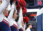Ole Miss basketball vs. Georgia at The Pavilion at Ole Miss on Wednesday, Jan. 11, 2017. Photo by Thomas Graning/Ole Miss Communications