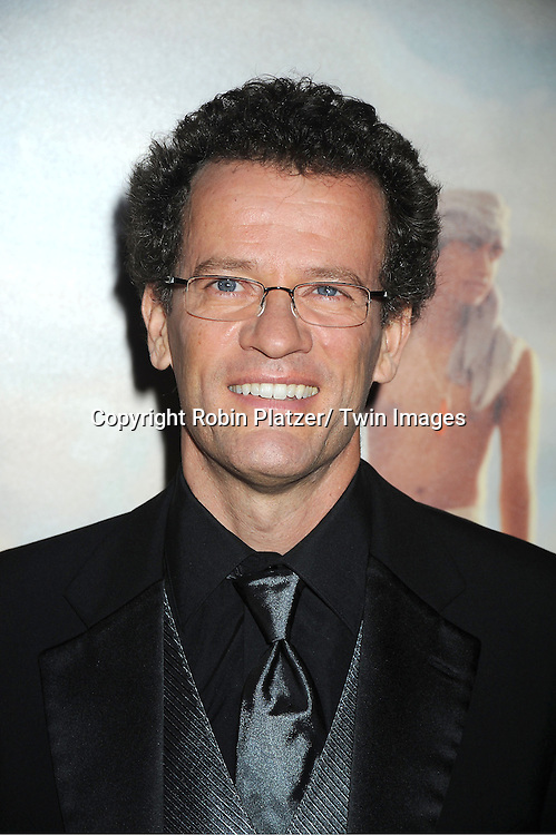 "Yann Martel, writer of ""Life of Pi"" attends the 50th Annual New York Film Festival Opening Night Gala presentation of ""Life of Pi"" starring Suraj Sharma and directored by Ang Lee on September 28, 2012 in New York City. The screening was at Alice Tully Hall at Lincoln Center."