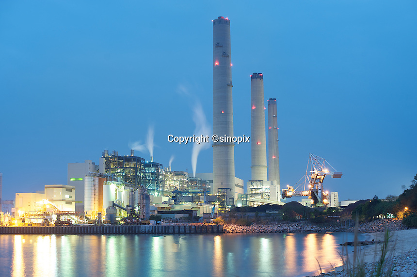 Lamma Power Station, informally known as Lamma Island Power Station, is a coal-fired power station in Hong Kong.  Recent addition of desulfurisation equipment, using German technology, has reduced pollutants..03-Jul-11.