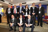 Presentazione dei candidati campani del Nuovo centro destra alle elezioni europee