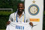 270607 David Suazo Signing