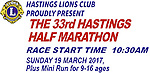 2017 Hastings Half Marathon