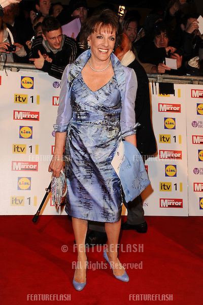 Esther Rantzen arriving for the 2012 Pride of Britain Awards, at the Grosvenor House Hotel, London. 29/10/2012 Picture by: Steve Vas / Featureflash