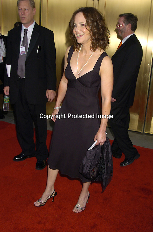 Sally Field ..arriving at the 59th Annual Tony Awards on June 5, 2005 at ..Radio City Music Hall. ..Photo by Robin Platzer, Twin Images