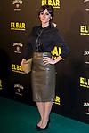 """Ana Morgade attends the premiere of the film """"El bar"""" at Callao Cinema in Madrid, Spain. March 22, 2017. (ALTERPHOTOS / Rodrigo Jimenez)"""
