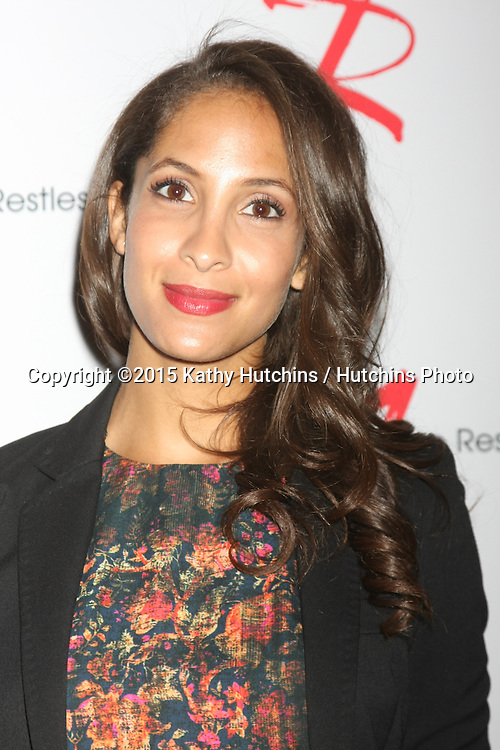 "LOS ANGELES - AUG 15:  Christel Khalil at the ""The Young and The Restless"" Fan Club Event at the Universal Sheraton Hotel on August 15, 2015 in Universal City, CA"