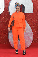 "Mariah Idrissi<br /> arriving for the ""Ocean's 8"" European premiere at the Cineworld Leicester Square, London<br /> <br /> ©Ash Knotek  D3408  13/06/2018"