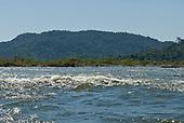 Pará State, Brazil. Rapids.