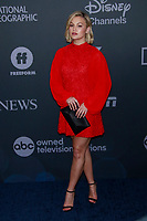 NEW YORK, NY - MAY 14: Olivia Holt at the Walt Disney Television 2019 Upfront at Tavern on the Green in New York City on May 14, 2019. <br /> CAP/MPI99<br /> ©MPI99/Capital Pictures